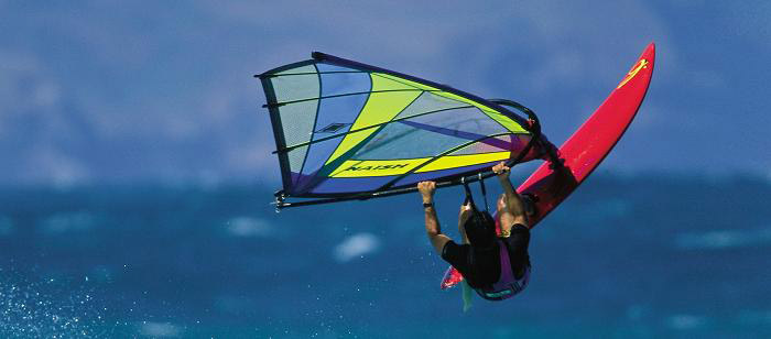 Windsurfing : Hawaii : Intro 06
