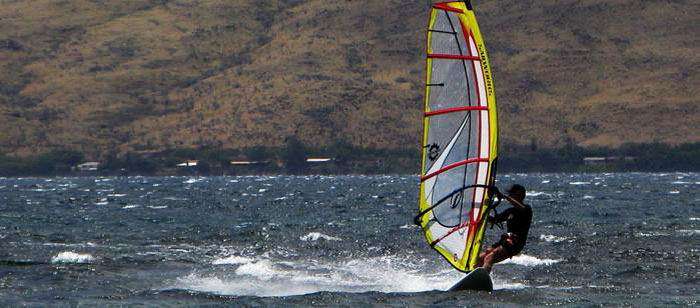 Windsurfing : Hawaii : Intro 10