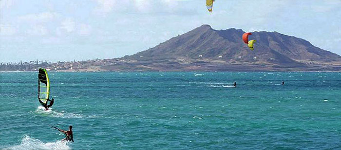 Windsurfing : Hawaii : Intro 11