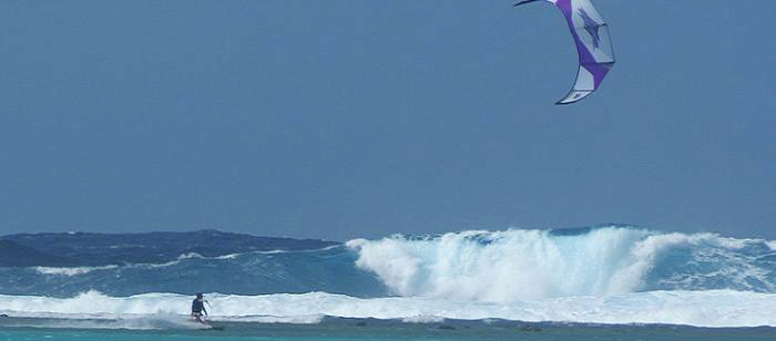 Windsurfing : Cook Islands : Muri Lagoon 05